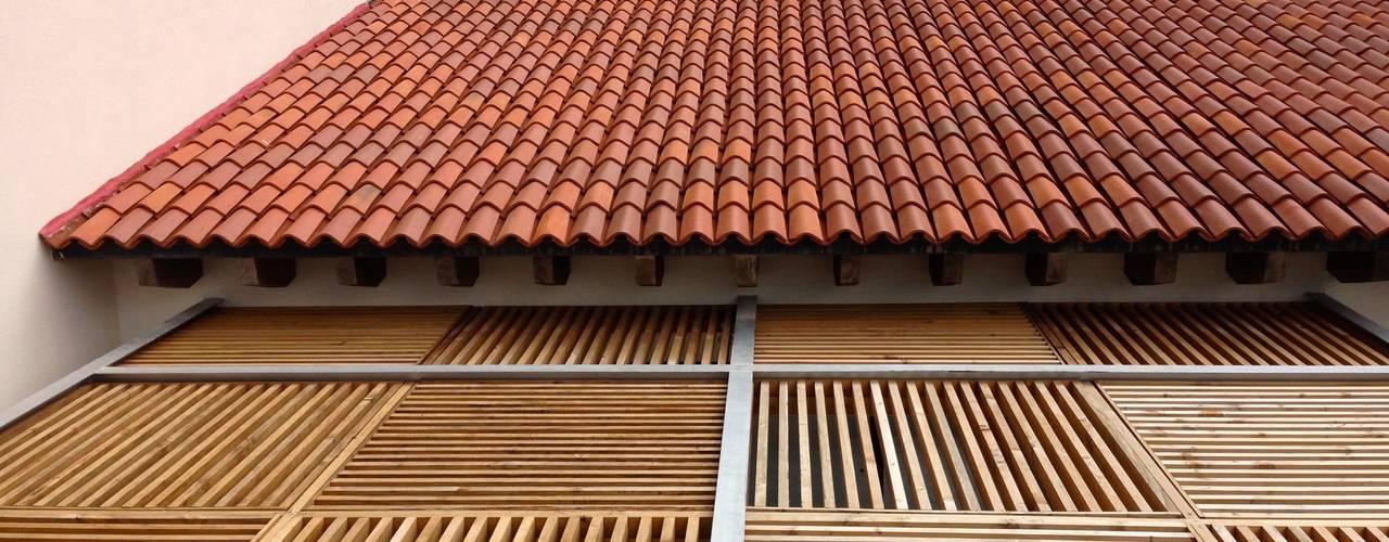 6 ideas si le quieres cambiar el techo a tu casa for Ideas de techos para casas