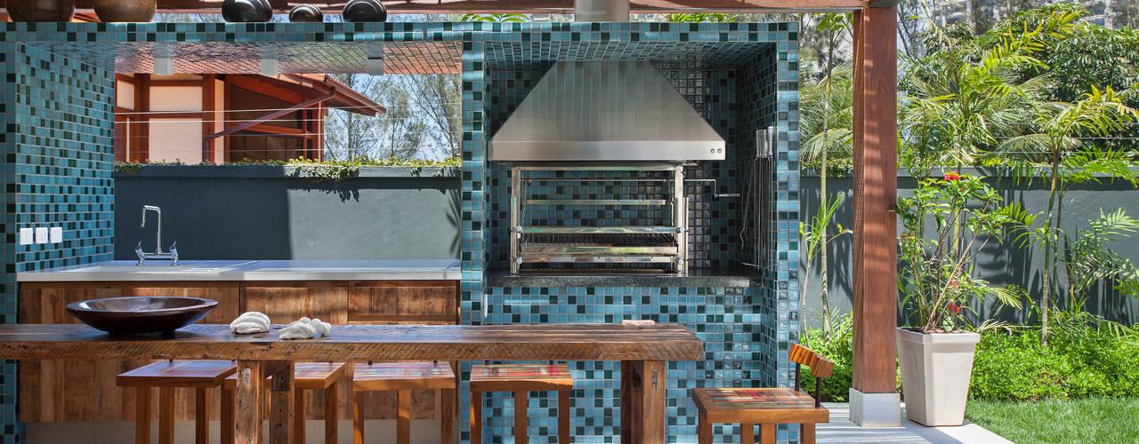 16 asadores y hornos de le a que te van a encantar para tu patio - Casa base milano ...