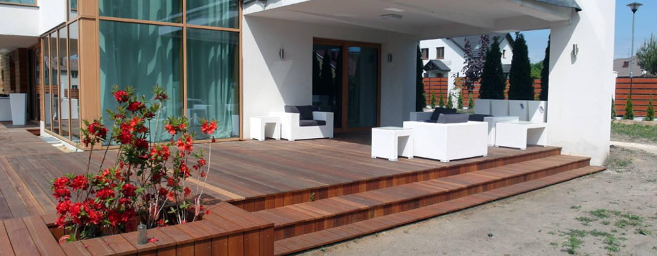 C mo construir una terraza de concreto en el patio paso a paso - Construir una terraza ...