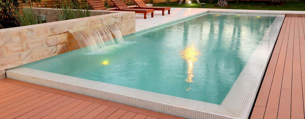 En 6 pasos construyendo una pileta en casa for Hacer una piscina en casa