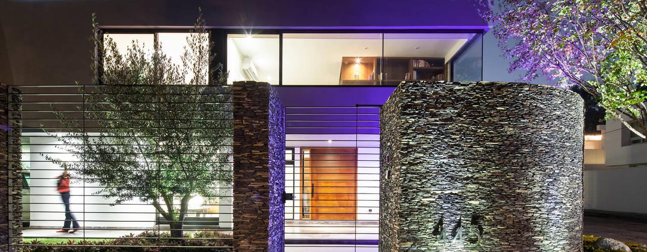 15 ideas modernas para la entrada de tu casa - Ideas para entradas de casa ...