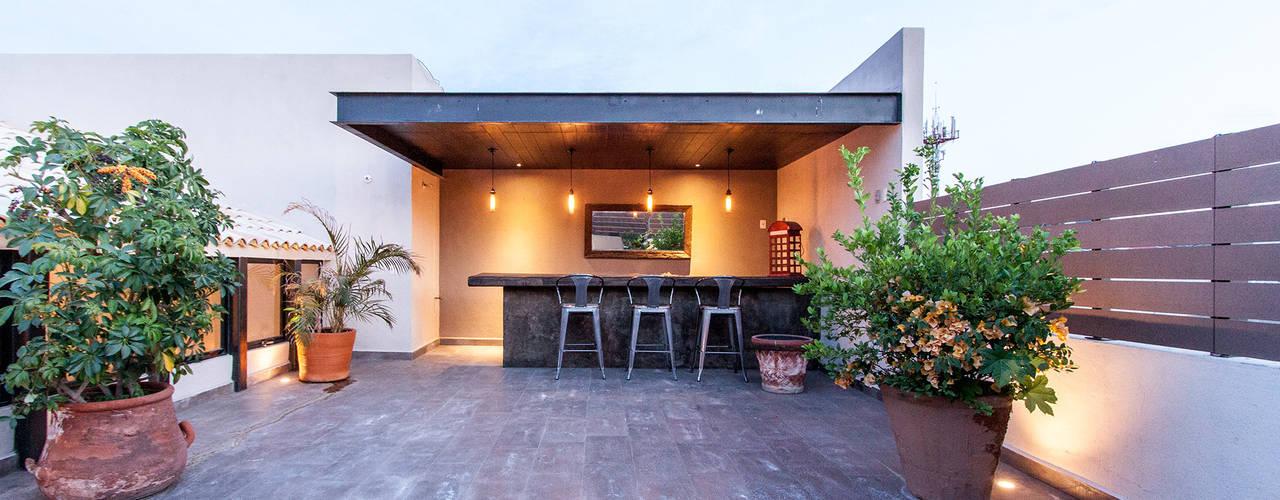10 opciones de pisos para patios y terrazas - Losas para terrazas ...