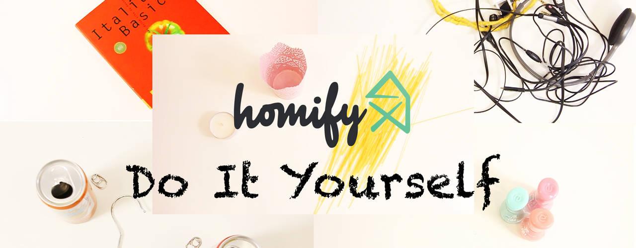 homify DIY:   von press profile homify