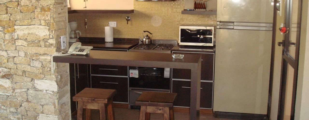 7 barras desayunadoras para tu cocina peque a for Barras para casa