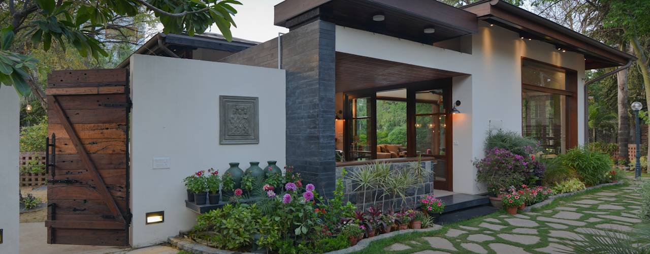6 dicas para criar um jardim pequeno e bonito em casa for Jardines para el frente de mi casa