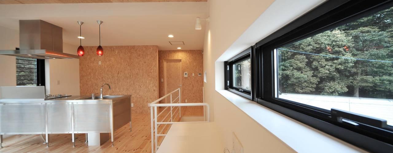 translation missing: tw.style.客廳.minimalist 客廳 by 若山建築設計事務所