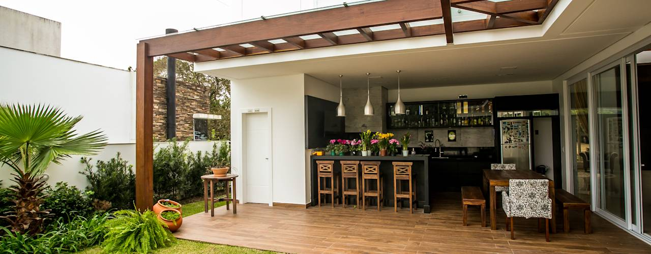 10 terrazas gourmet espectaculares for Barra de bar exterior