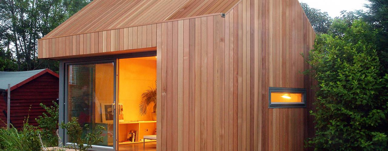 Casas modernas por ecospace españa