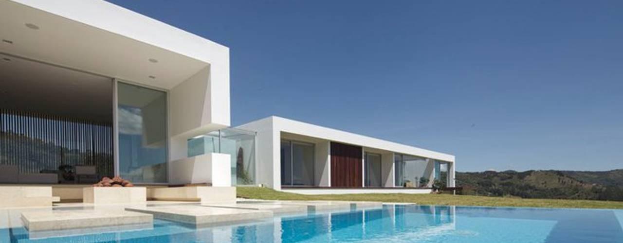 20 Casas De Techos Planos Con Un Estilo Contempor Neo