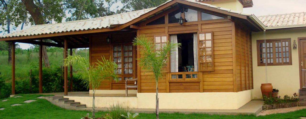 15 casas de campo maravilhosas para te inspirar a - Casas prefabricadas para el campo ...