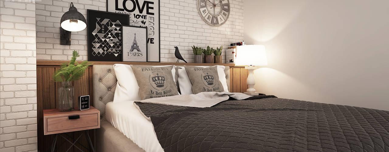 Een kleine slaapkamer inrichten doe je zo - Inrichten van een kleine volwassene slaapkamer ...