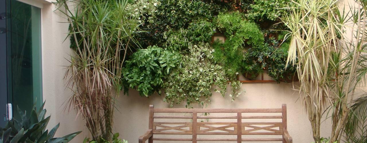 20 jardins pequenos que voc pode fazer em um cantinho de casa for Jardines pequenos redondos