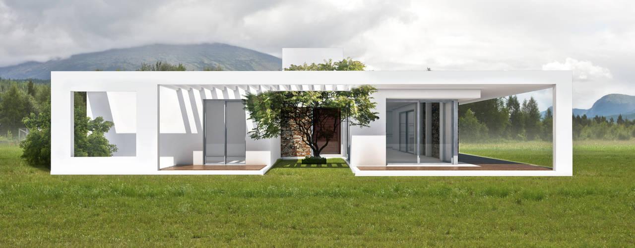 translation missing: tw.style.住宅.minimalist 住宅 by 1.61 Arquitectos