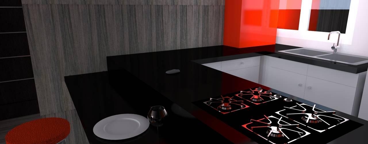Los 7 mejores materiales para las superficies de tu cocina - Materiales encimeras cocina ...
