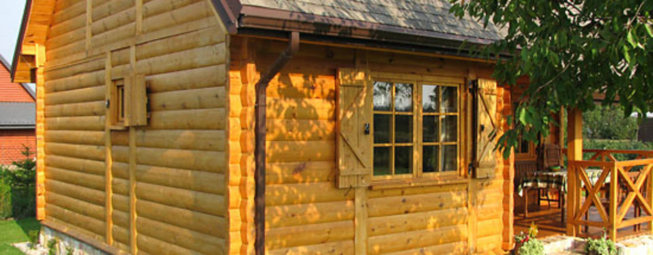 3 wooden cabins you can build on a tiny budget for Building a cottage on a budget