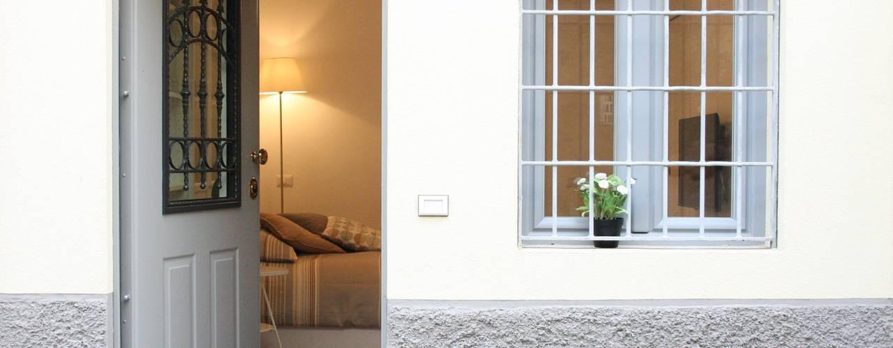 Un mini appartamento con tante idee da copiare for Appartamento sinonimo