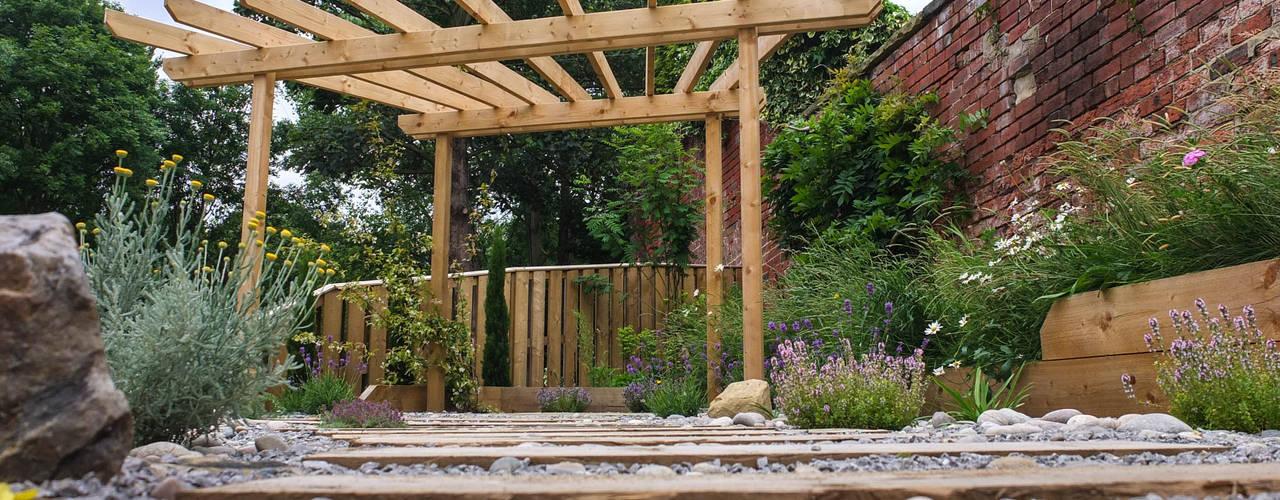 7 Ideen für eine traumhafte Pergola im Garten