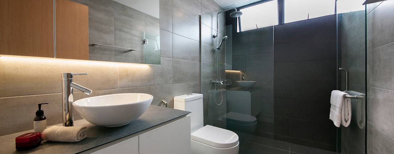 Cosa non fare nell 39 arredare il vostro piccolo bagno - Cosa fare per andare in bagno ...