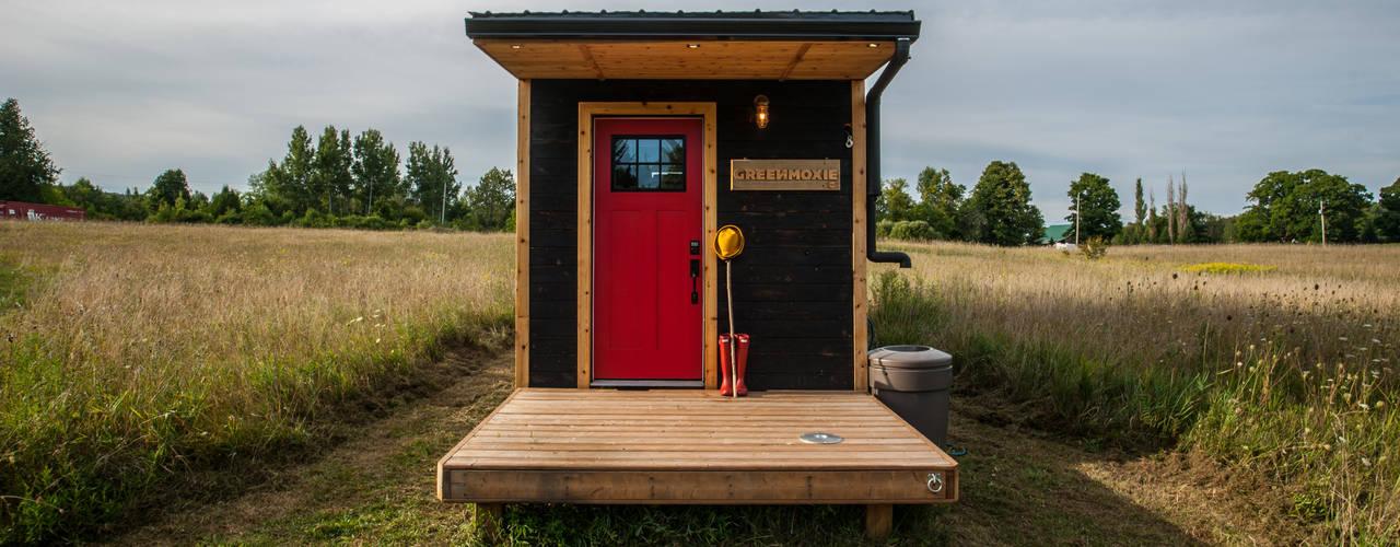 minimalistic Houses by Greenmoxie Magazine