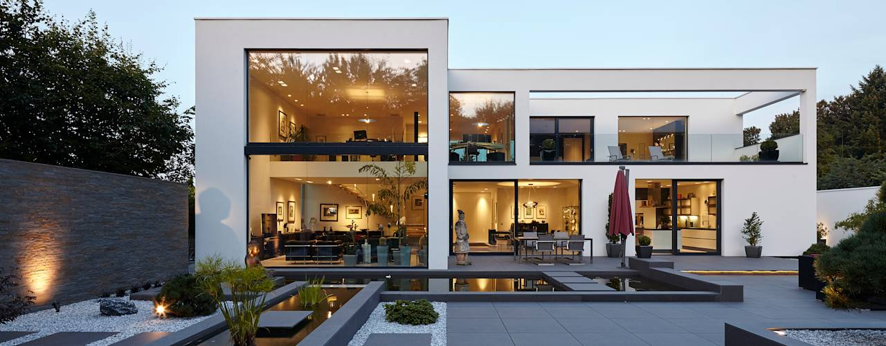 Komfort und sthetik auf viel raum vereint for Corbusier sessel 00 schneider