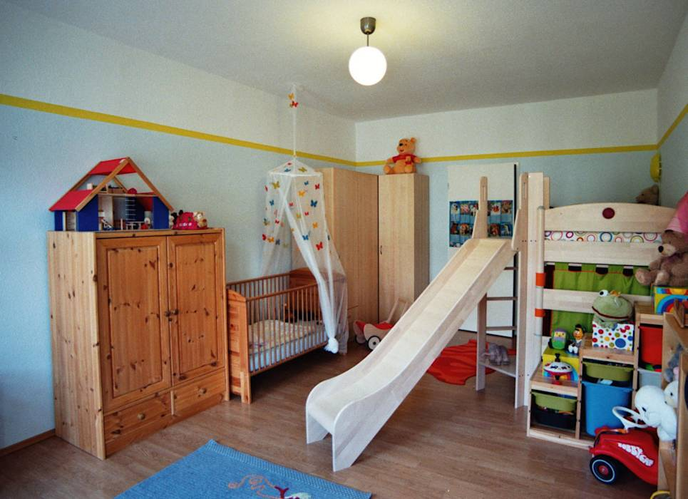 ausgefallene kinderzimmer bilder kinderzimmer homify. Black Bedroom Furniture Sets. Home Design Ideas