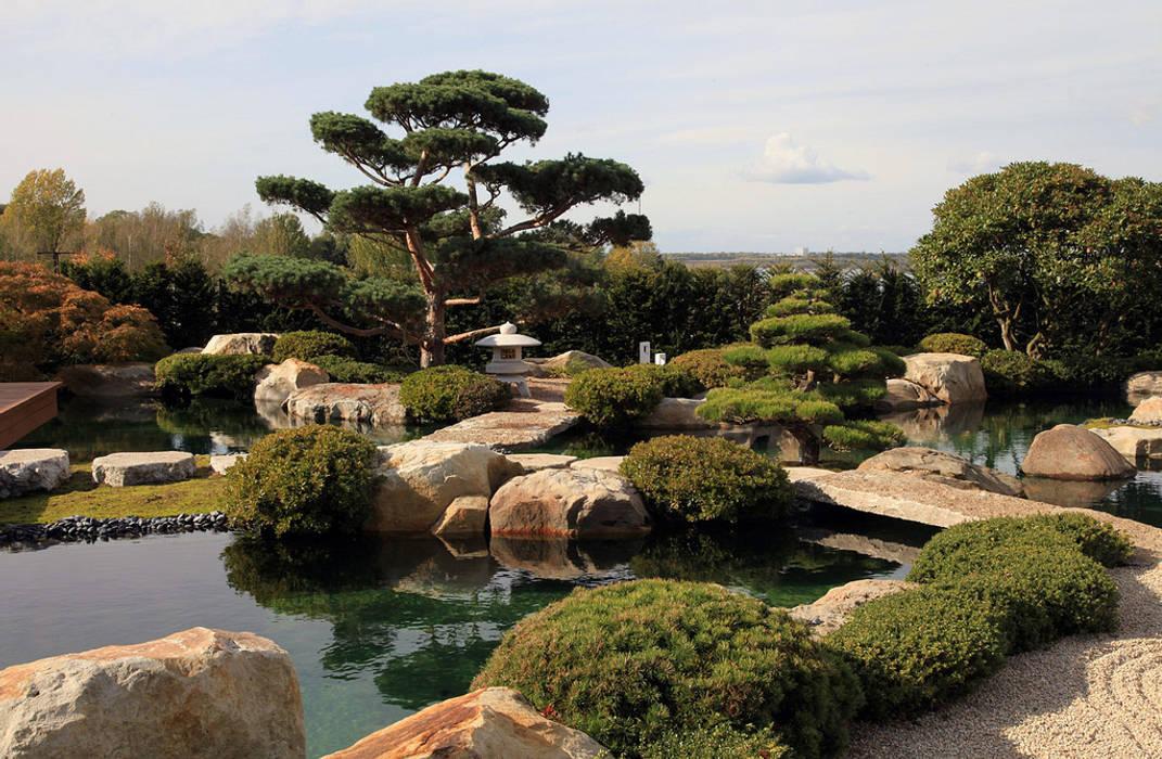 Asiatischer Garten Bilder Homify