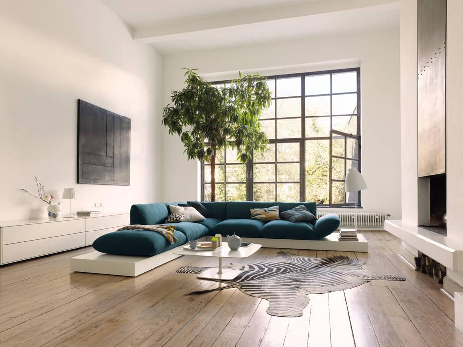 Moderne wohnzimmer bilder cor sitzm bel homify for Salotti moderni immagini