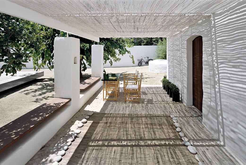 Fotos de terrazas de estilo homify for Delta v architecture