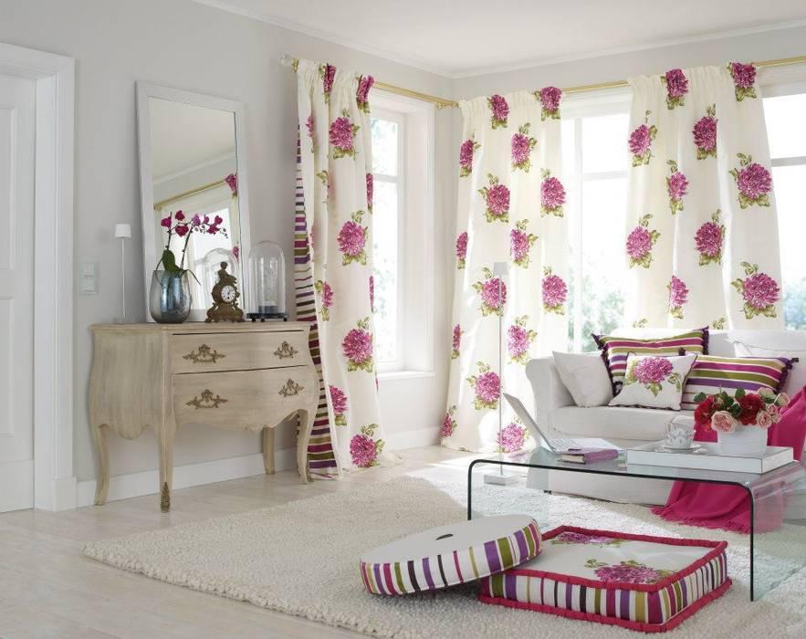 Fotos de salones de estilo cl sico decoraci n textil - Decoracion de salones clasicos ...