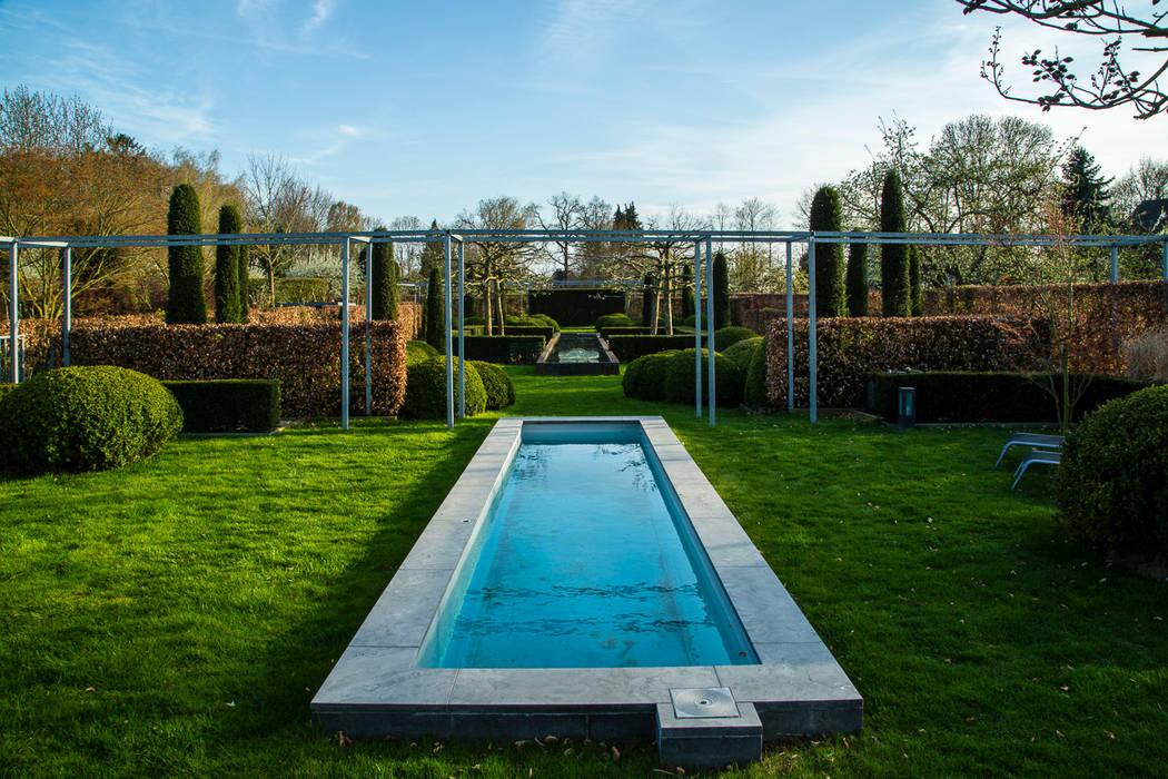 Foto di giardino in stile in stile moderno di volker for Immagini di giardino moderno