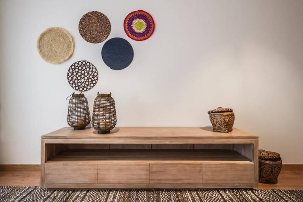 Fotos de salones de estilo mediterr neo decoraci n - Muebles estilo mediterraneo ...