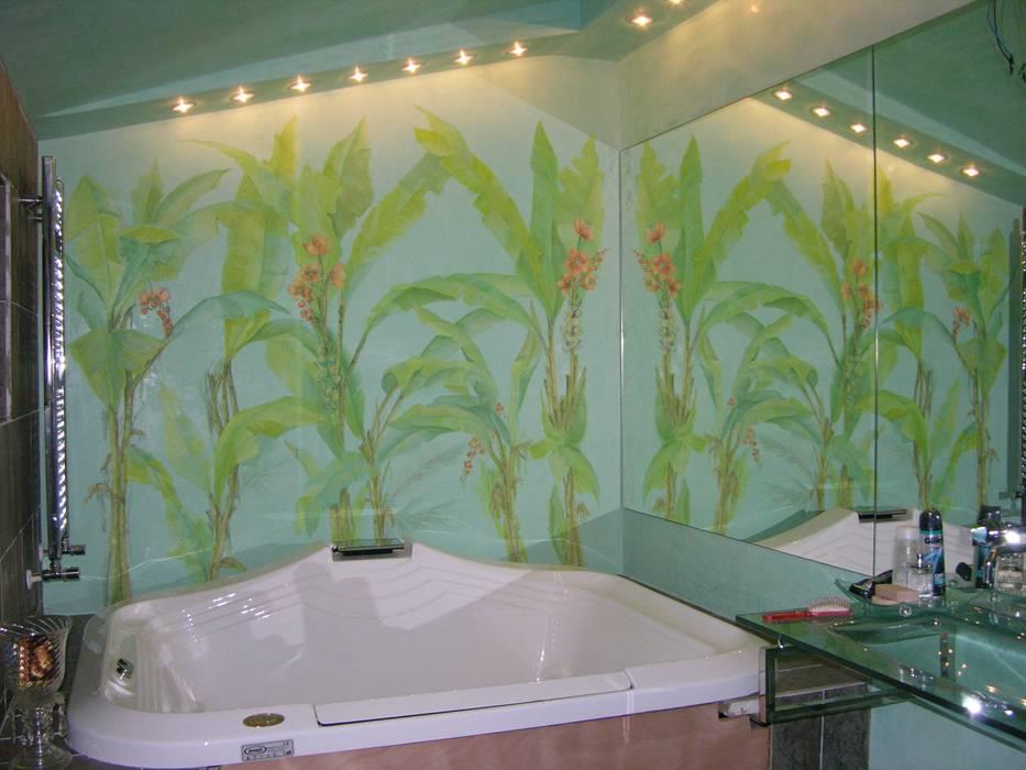 Koloniale badezimmer bilder von decorazioni d 39 interni e - Decorazioni d interni ...