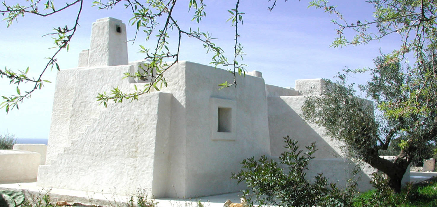 Foto di case in stile in stile mediterraneo homify for Piani di casa in stile mediterraneo