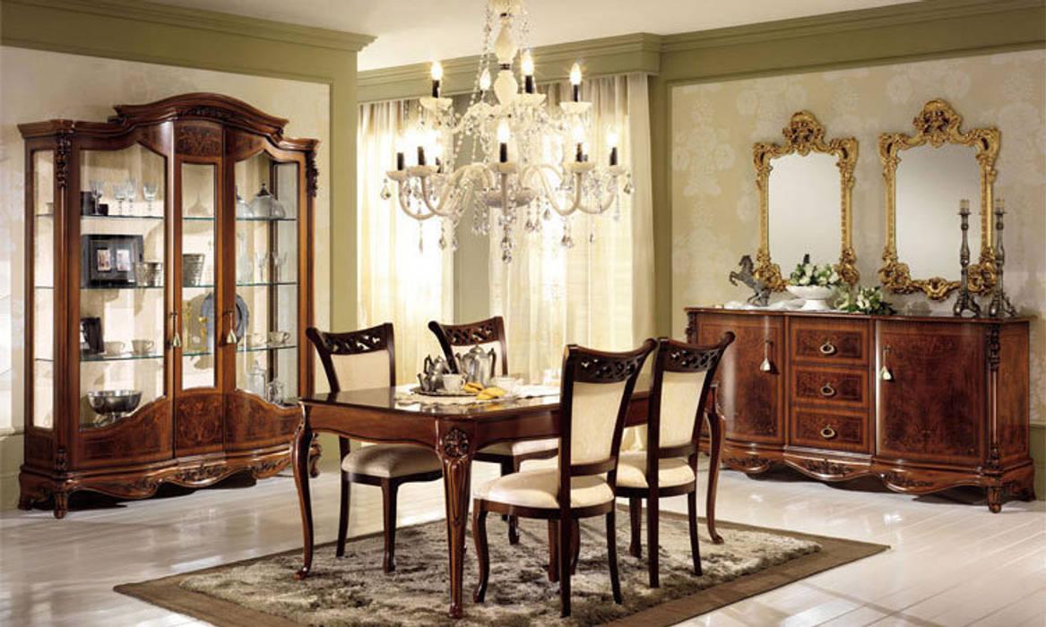 klassische wohnzimmer bilder homify. Black Bedroom Furniture Sets. Home Design Ideas