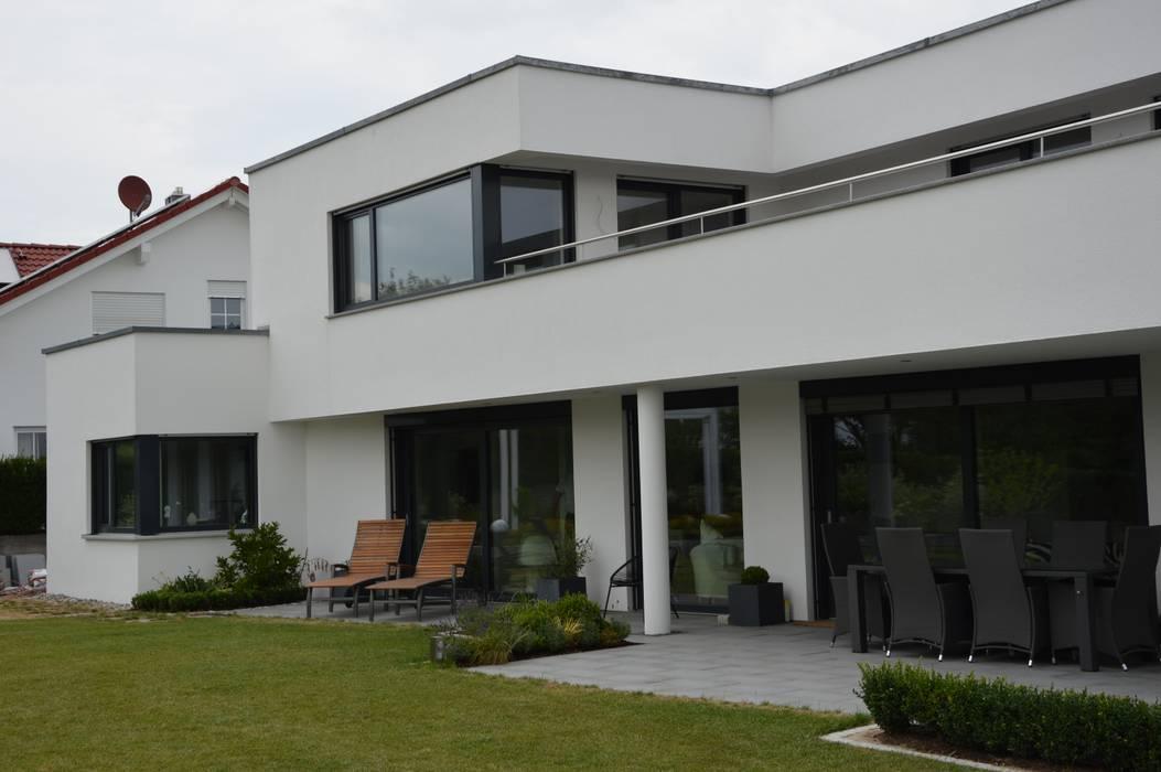Moderne h user bilder einfamilienhaus in aalen homify for Bilder einfamilienhaus