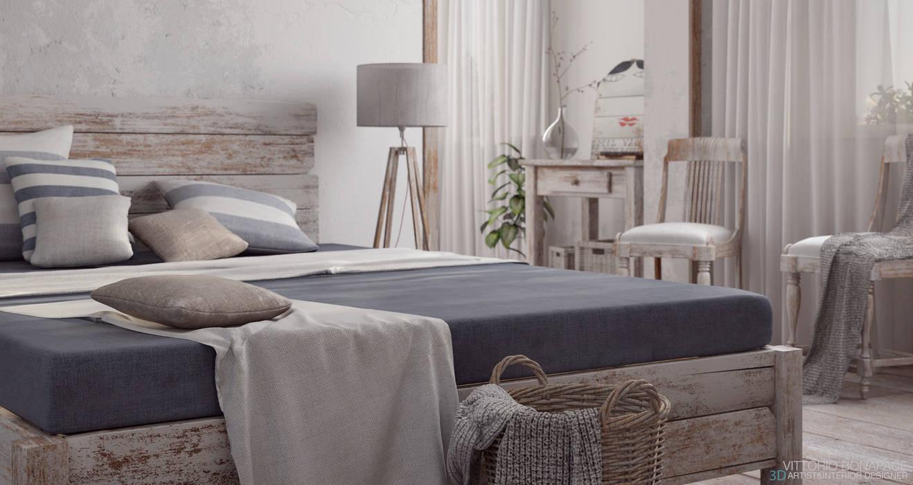 Style Rustique Par Vittorio Bonapace 3D Artist And Interior Designer