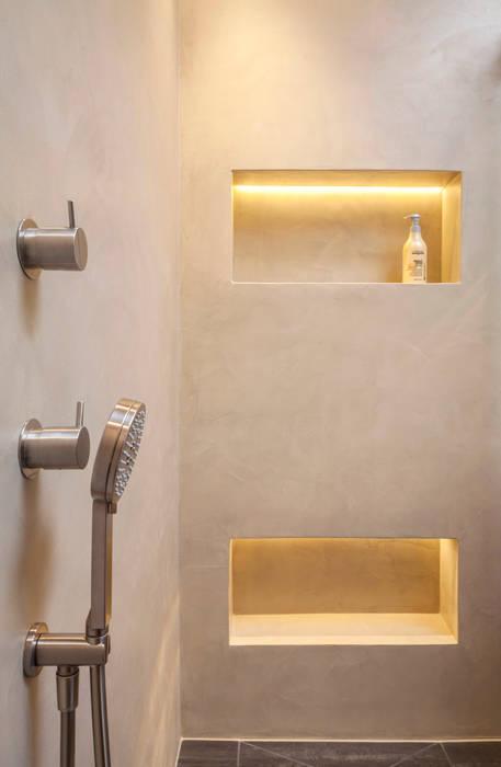 moderne badezimmer bilder fugenloses bad mit beton cir. Black Bedroom Furniture Sets. Home Design Ideas