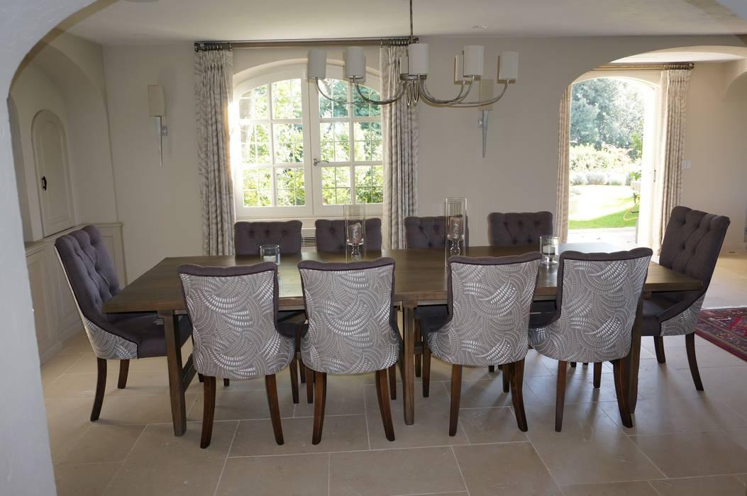 mediterrane esszimmer bilder von rachel angel design homify. Black Bedroom Furniture Sets. Home Design Ideas
