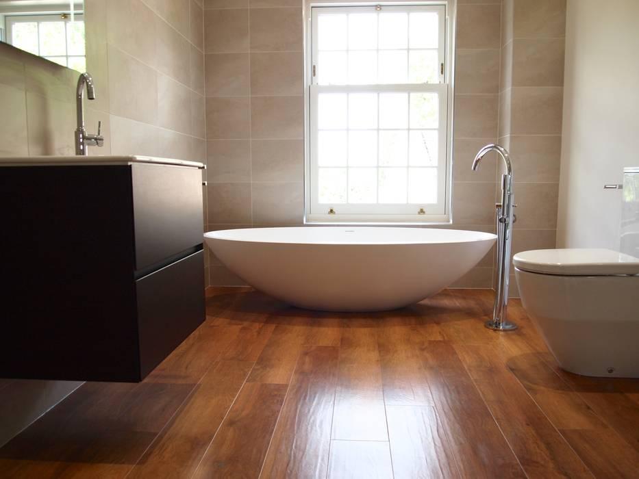 Projekty, translation missing: pl.style.Łazienka.klasyczny Łazienka zaprojektowane przez DeVal Bathrooms