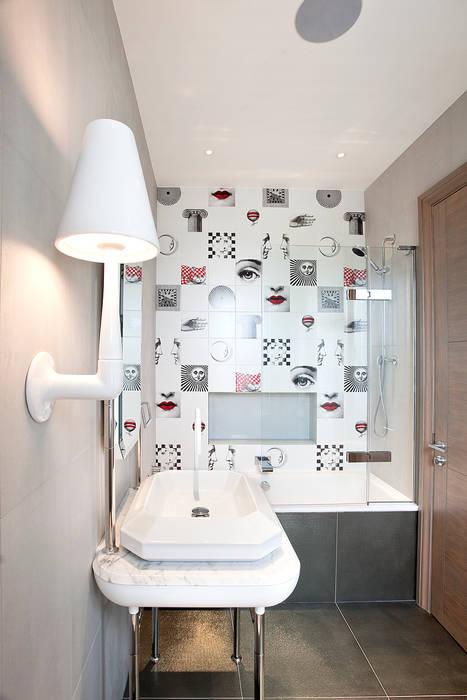 modern Bathroom by Roselind Wilson Design