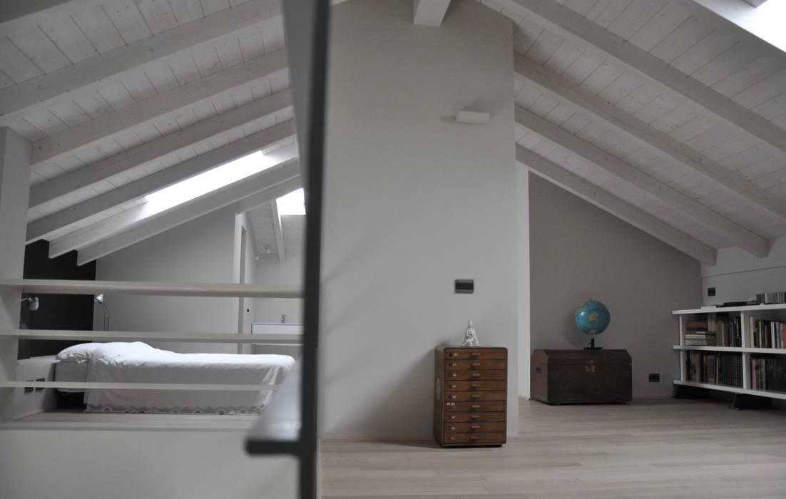 Foto di camera da letto in stile in stile moderno homify for Case da architetto