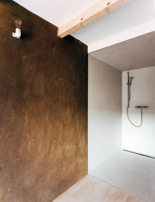 minimalistische badezimmer bilder haus stein homify. Black Bedroom Furniture Sets. Home Design Ideas
