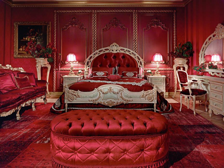 Foto di camera da letto in stile in stile classico - Camera da letto stile classico ...