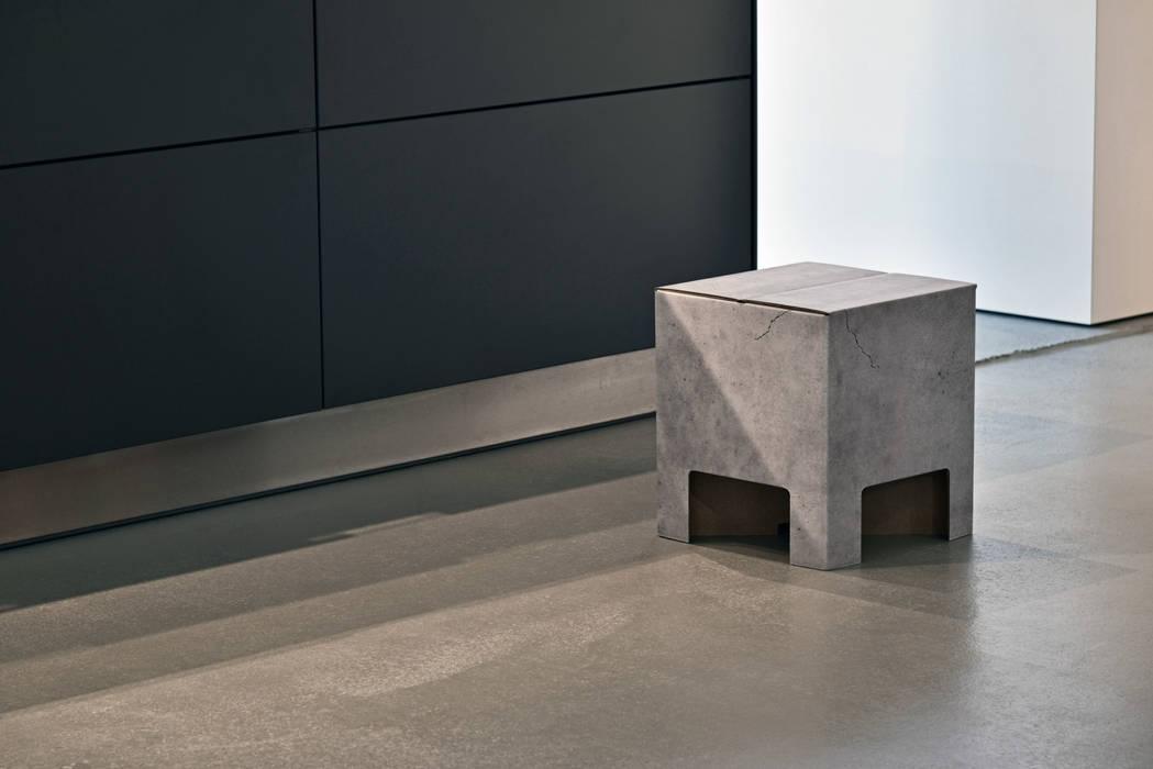 Industriale Wohnzimmer Bilder Concrete Dutch Design Chair