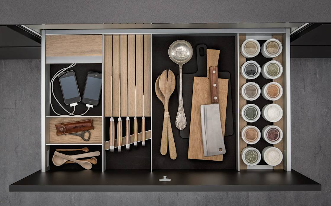 Cocina de estilo translation missing: co.style.cocina.moderno por Designstudio speziell®