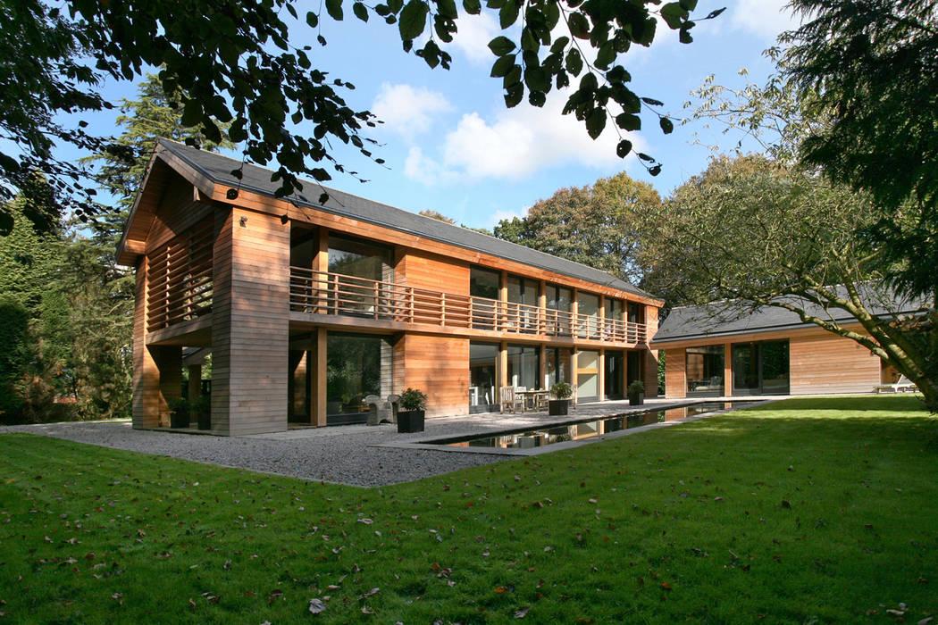 Ausgefallene h user bilder von nicolas tye architects homify - Nicolas kleine architect ...