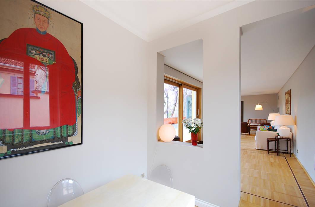 Foto di soggiorno in stile in stile moderno manzoni homify for Soggiorno stile moderno