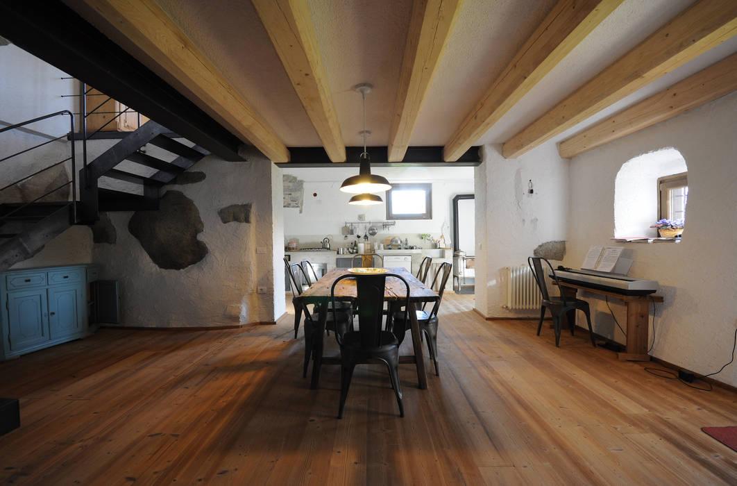 Idee arredamento casa interior design homify for Sala da pranzo moderna immagini