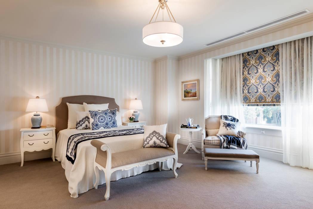 classic Bedroom by JodIe Cooper Design