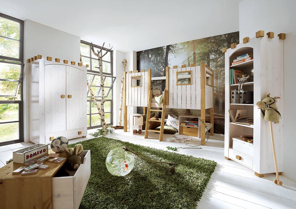 Ausgefallene kinderzimmer bilder mini hochbett castello - Ausgefallene kinderzimmer ...